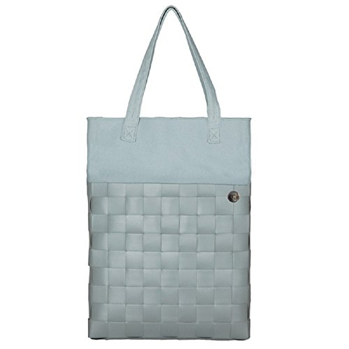 Handed By Urban Shopper Fat Strap Greyish Green Size S with Canvas Greyish Green [P] [A]