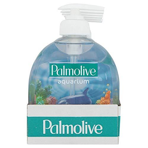 PALMOLIVE H/WASH AQUARIUM 300ML
