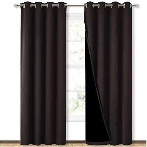 cortina insonorizante de la marca NICETOWN