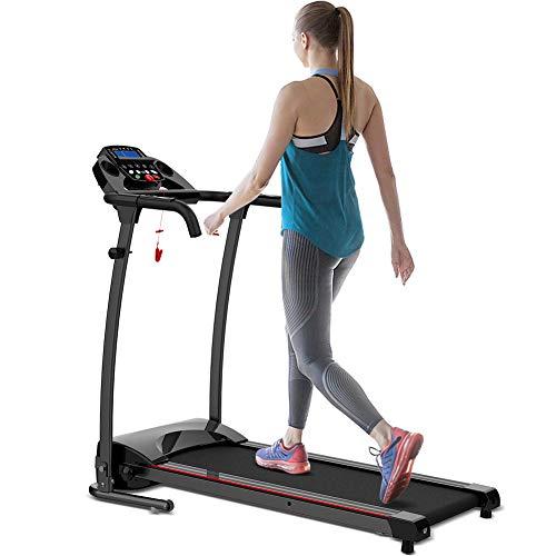 Merax Redliro Treadmill Electric Motorised Folding Running Machine,12 Preset Programs,LCD Display,99% Pre-assembled,2 Years Guarantee