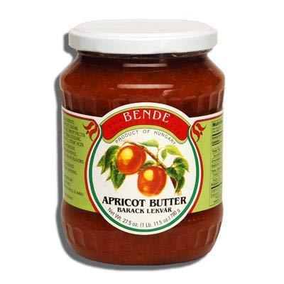 Apricot Butter, Lekvar (Bende) 30oz