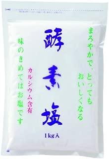 波動法製造 酵素塩 1kg