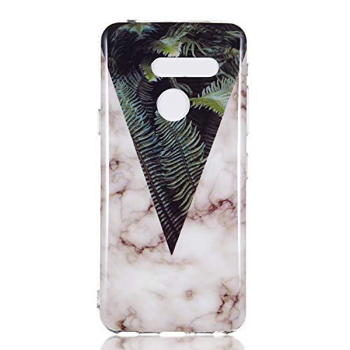 NEXCURIO LG G8 ThinQ Hülle Silikon, Schutz Handy Hülle Handytasche HandyHülle Stoßfest Kratzfest Etui Schale Schutzhülle Weich Bumper Case Cover für LG G8 - NEYHU240966#6