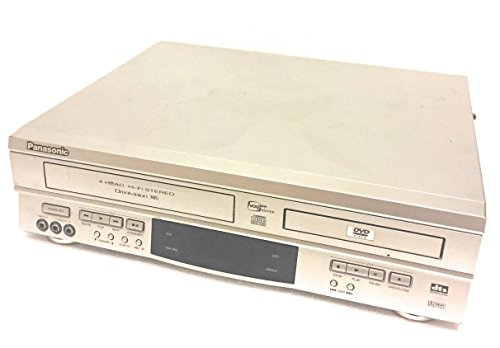 Amazing Deal Panasonic PV-D4761 DVD/VCR Combo