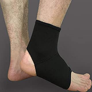 HealthyNeeds 1PCS Breathable Adjustable Elastic Ankle Support Sports Safety Gym Badminton