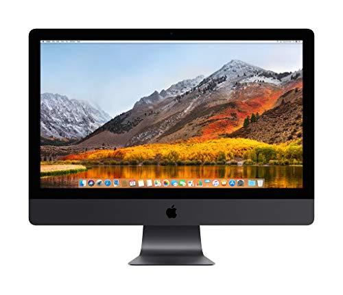 Apple iMac Pro 27in All-in-One Desktop, Space Gray...
