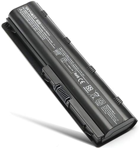 "MU06 Laptop Battery for HP Spare 593553-001/14"" 15.6"" Pavilion DM4 G4 G6 G7 / DV5-2000 DV6-3000 DV7-4000/2000 Notebook PC 430 630 650 / Compaq Presario CQ32 CQ42 CQ43 CQ56 CQ57 CQ62 CQ72"