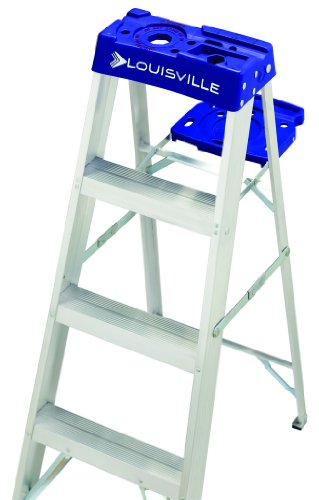 Louisville Ladder AS2108, 8-Feet, 8 Ft