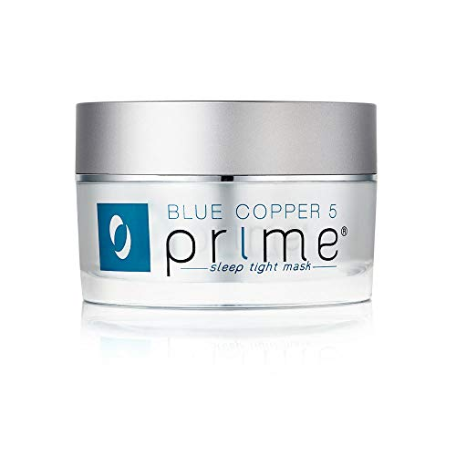 Blue Copper 5 Prime Sleep Tight Mask