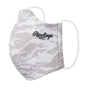 ローリングス(Rawlings)野球 マスク ウルトラハイパーストレッチマスク スポーツマスク EACM11F01 EACM11F02 (一重/二重) (サイズ 大きめ/小さめ) 洗える ウルトラハイパー 生地使用