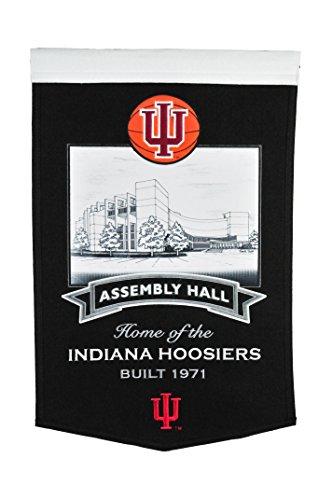 Winning Streak NCAA Indiana Freiwurf (Film) Indiana Assembly Hall Banner
