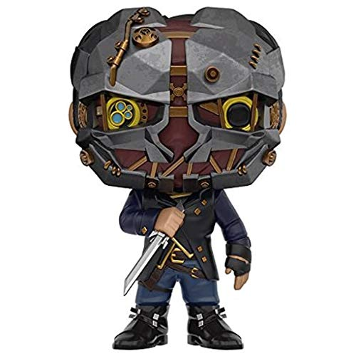 Funko Pop Games : Dishonored 2 - Corvo 3.75inch Vinyl Gift for Game Fans SuperCollection