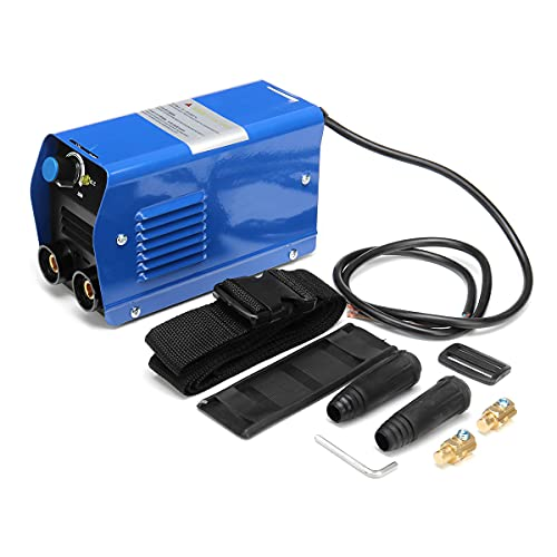 SISHUINIANHUA Mini Máquina de Soldadura eléctrica portátil IGBT DC Inverter ARC MMA...