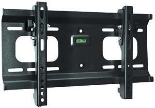 """Black Adjustable Tilt/Tilting Wall Mount Bracket for iiyama Prolite T3234MSC-B3X 32"""" inch LED Digital Signage"""