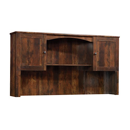 Sauder Harbor View Hutch, Curado Cherry finish
