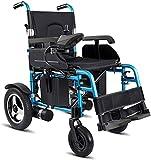 WXDP Autopropulsado s, eléctrico - Plegable, portátil, eléctrico, cómodo y Seguro.
