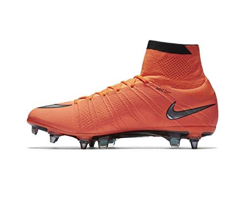 Nike Herren Mercurial Superfly SG-PRO Fußballschuhe, Mehrfarbig Amarillo Plateado Morado Brght MNG Mtllc Slvr Hypr TRQ, 40 EU