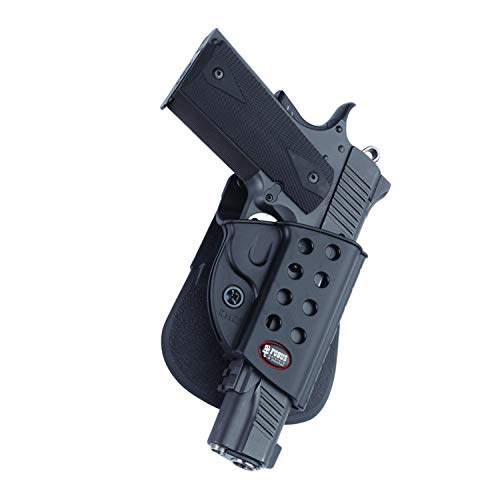 Fobus 1911 Right Hand Roto Evolution Paddle with Rail Fits...