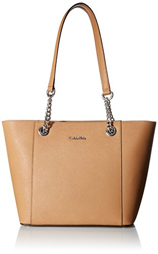 Calvin Klein Hayden Saffiano Leather East/West Tote Calvin Klein Hayden Saffiano Leather East/West Tote
