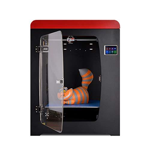 Snjin Impresora 3D De Escritorio De Gran Tamaño De Alta Precisión