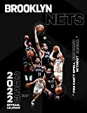 """Brooklyn Nets 2022 Calendar: Basketball Calendar 2022 desk planner, SPORT Calendar 2022-2023 – 18 months – BIG SIZE 17""""x11"""". Planner for all fans kids boys"""