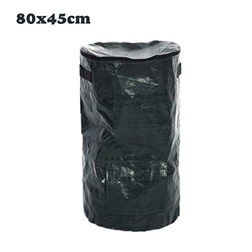 Review Of Chirs offer Waste Fermentation Grower Bags Compostable Garden Compost Bin Waste Disposal B...
