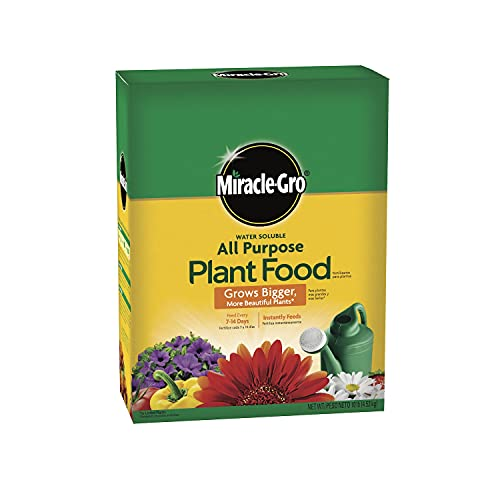 Miracle-Gro Water Soluble All Purpose Plant Food, 10 lbs.