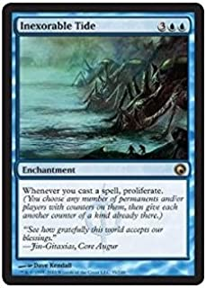 Magic: the Gathering - Inexorable Tide - Scars of Mirrodin