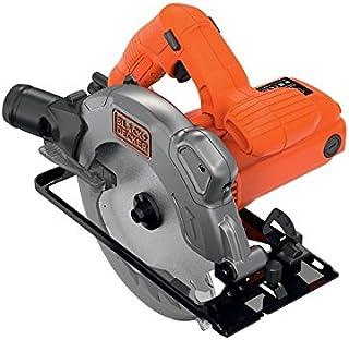 BLACK+DECKER 1250 W 66 mm Cutting Depth Blade Circular Saw Power Tool, CS1250L-GB