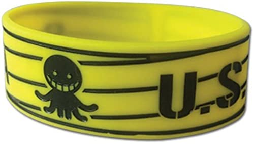 Assassination Classroom  KGoldsensei SAAUSO PVC Wristband by Assassination Classroom