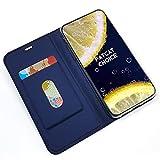 FatcatChoice Coque pour Nokia 7.1, Etui Portefeuille Pochette Protection Housse en Cuir PU [Fentes...