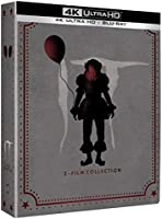 Ça-Chapitre 1 & 2 [4K Ultra HD Blu-Ray Bonus-Édition boîtier SteelBook]