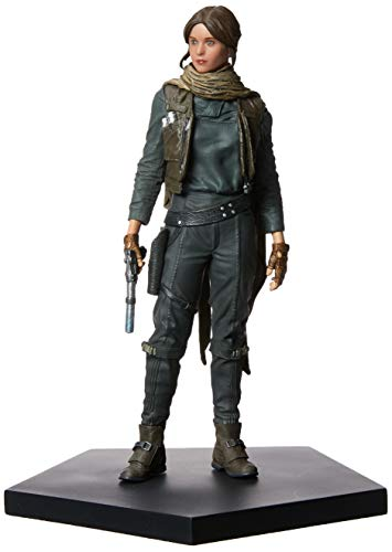 Iron Studios Jyn Erso 1:10 Scale Figure Star Wars Rogue One Limited Edition Statue image
