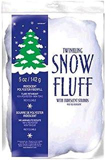Amscan 2 Pack Winter Wonderland Faux Snow | Christmas Decoration