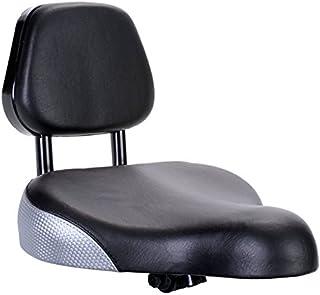 """Sunlite Backrest Saddle, 9 x 11"""", Black"""