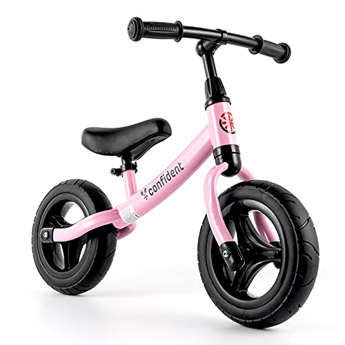 Wdmiya Toddler Balance Bike for 2 3 4 5 Year Old Riding Toys Outdoor No Pedal Kids Bike First Birthday Gift for Girls