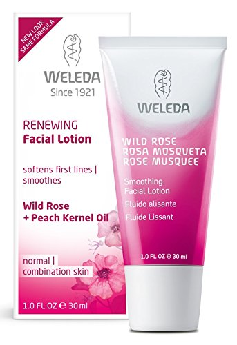 Weleda Wild Rose Smoothing Facial Lotion - 30ml - PACK OF 10