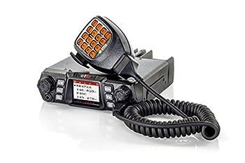 BTECH Mobile UV-50X2 50 Watt Dual Band Base Mobile Radio  VHF UHF Amateur  Ham