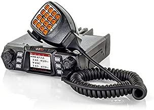 BTECH Mobile UV-50X2 50 Watt Dual Band Base, Mobile Radio: VHF, UHF Amateur (Ham)