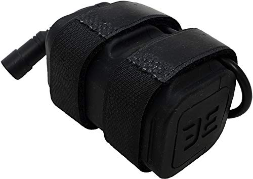 Bright Eyes The Best Bike Light Battery - Now Higher Capacity - Works with CREE T6 LED 1200lm Bike Lights - 8.4v (6400mAh Battery Only)