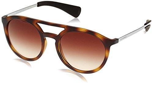 DOLCE & GABBANA Herren 6101 Sonnenbrillen matte havana/gunmetal