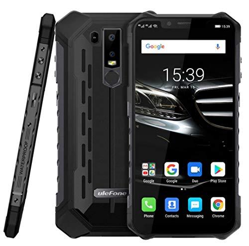 Ulefone Armor 6E Dual SIM 64GB 4GB RAM Schwarz SIM Free