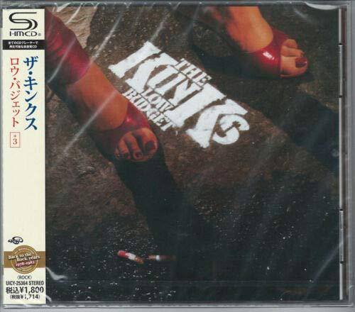 Low Budget +3 [SHM-CD]