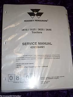 Massey Ferguson 3615/3625/3635/3645 OEM Service Manual