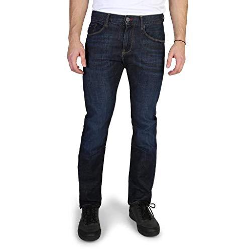 Tommy Hilfiger Herren C DENTON - STR MONTGOMERY BLUE Straight Jeans, Blau (Montgomery Blue 463), W31/L32