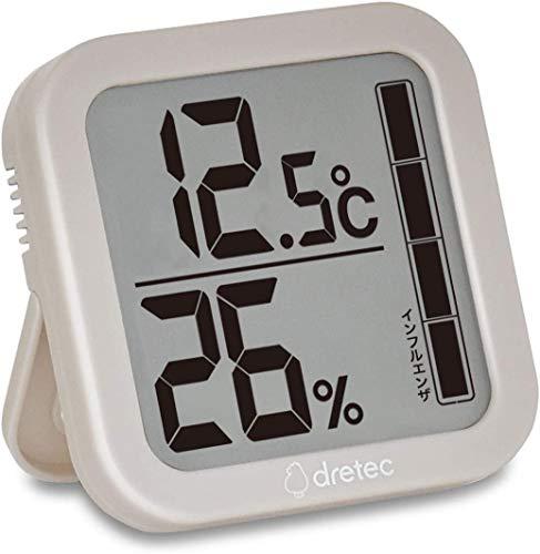 デジタル温湿度計 O-402