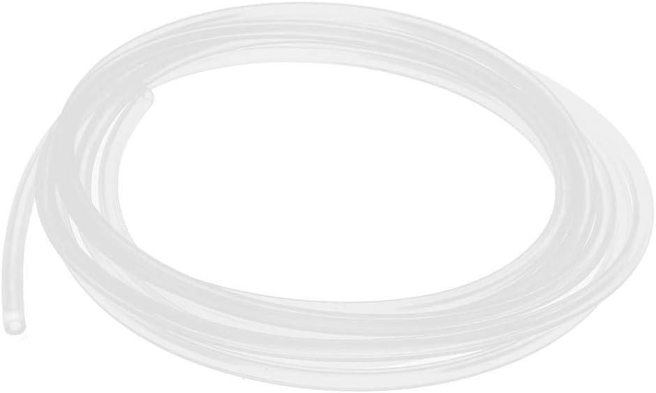YXQ 10Ft Silicone Popular brand Tube 3mm ID Rubber OD Popular popular Hose 5mm Clear Flexible