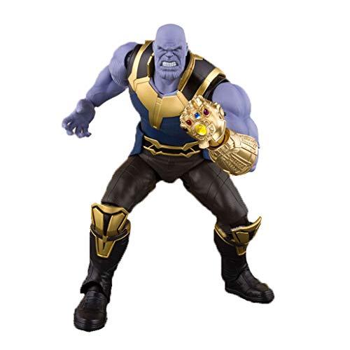 WSWJJXB Avengers 3 Infinite War Thanos Anime Model Toys