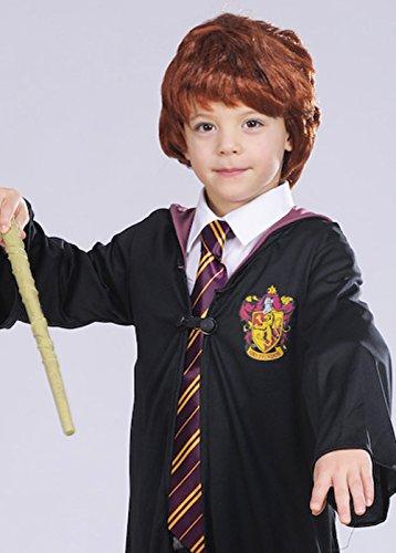 Struts Fancy Dress Enfants Ron Weasley Style Ginger Perruque
