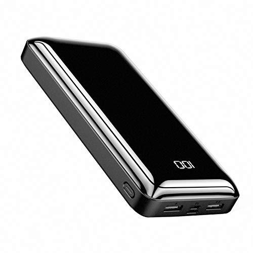 Bextoo Portable Charger Power Bank 30000mAh,Huge Capacity External Battery 2 USB Output...